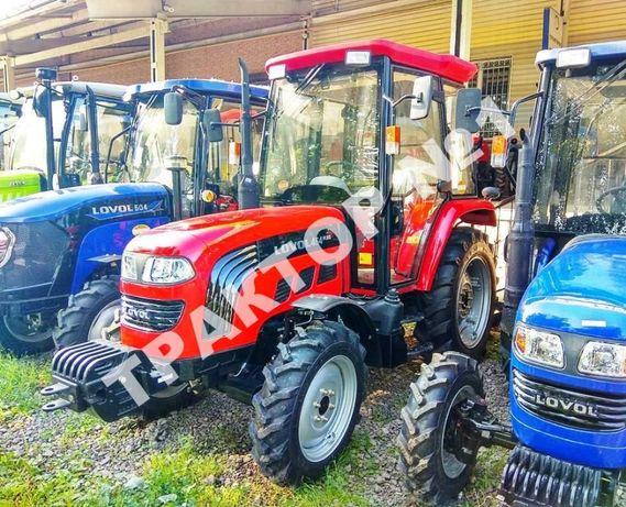 Трактор 45 к.с. ДТЗ Foton Lovol Фотон 454 КПП 12+12 Гарантія 2 роки