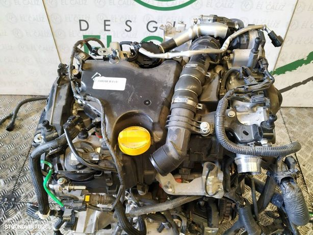 K9K872 Motor NISSAN QASHQAI II SUV (J11, J11_)