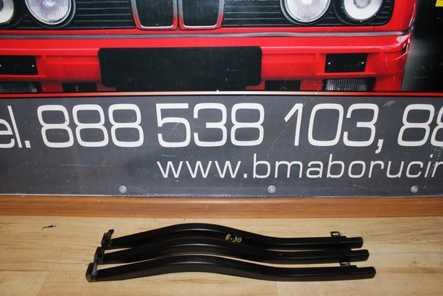 BMW E30 Osłona Przewodu Akumulatora w Bagażniku Listwa Części BMA