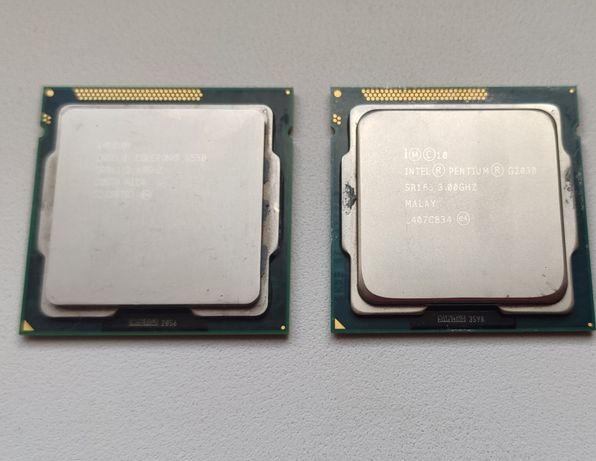 Процессор для компьютера Intel Pentium g2030 celeron g550 s1155