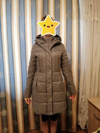 Полу-пальто женское зимне, размер - М