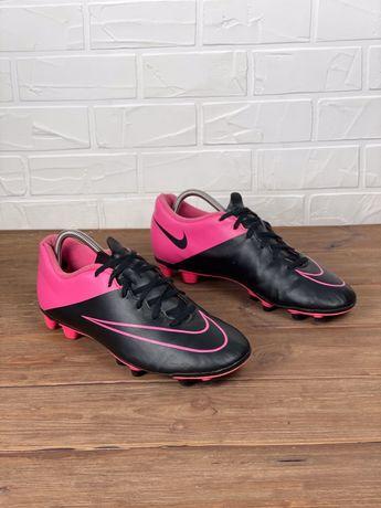 Футбольные бутсы Nike Mercurial original 44 бампы копы 28см