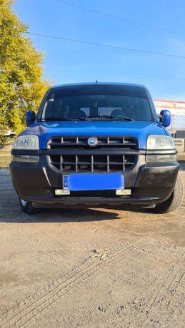 Fiat Doblo 1.6 бензин