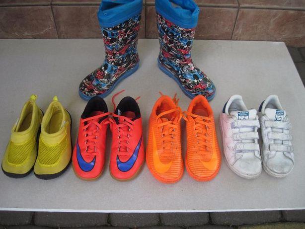 Buty sportowe dla chłopca rozm 32