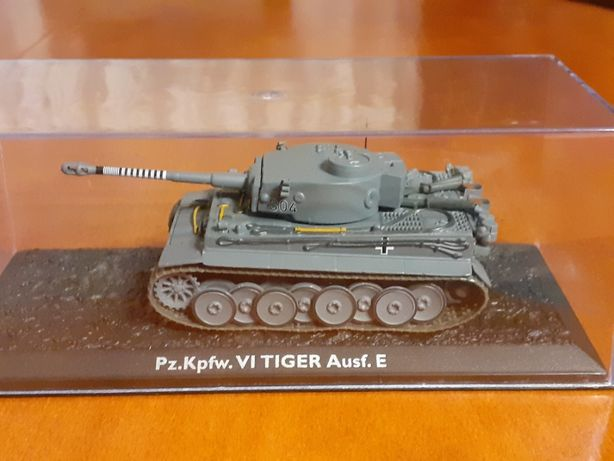 czołgi-Pz.Kpfw.VI Tiger Ausf E