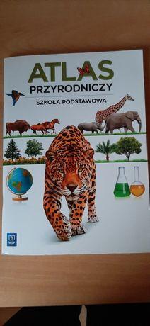 Atlas przyrodniczy Wsip szkoła podstawowa