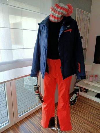 Komplet narciarski 4F damski