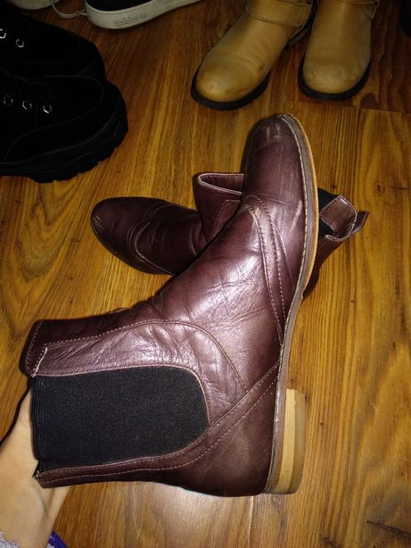 Осінні ботінки ( ботинки, Челси)