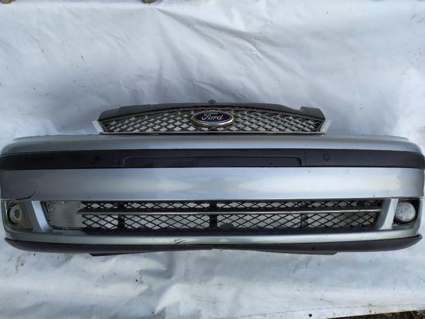 Zderzak przedni przód Ford Mondeo MK3 01-04 halogeny grill