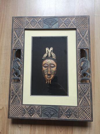 Maska w obrazie