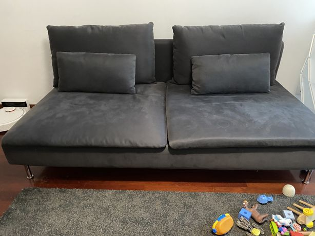 Sofa ikea 3 lugares