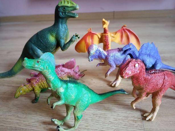 Развивающий набор динозавров  + Змейки в подарок