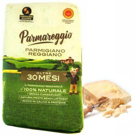 Сыр Parmareggio Parmigiano Reggiano 30мес 1кг