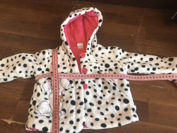 Курточка для дівчинки до 1 р