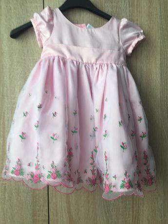 Sukienka dla dziewczyni