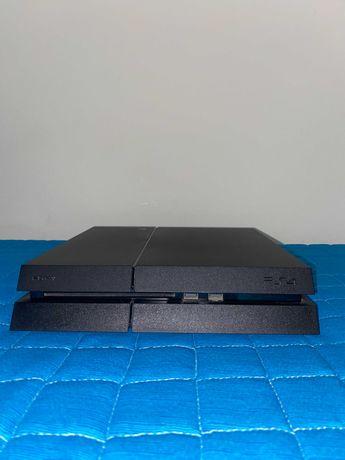 PlayStation 4 500GB - C/comando e jogos (incluindo FIFA 21)