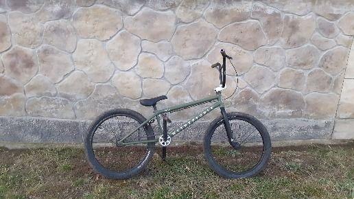 Rower BMX WTP Audio 9 Matt Olive na motor Simsona