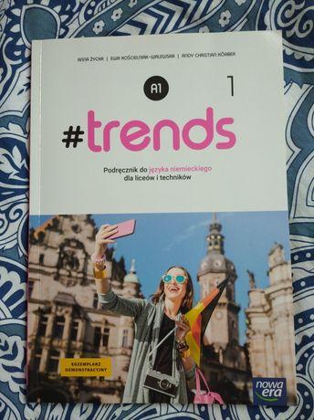 Trends 1 podręcznik nowy
