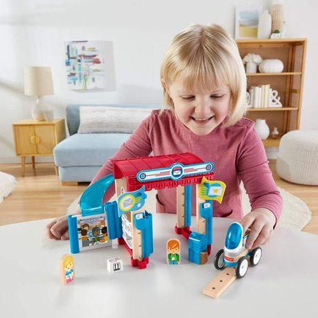 Конструктор Fisher-Price Wonder Makers Design System Special Delivery