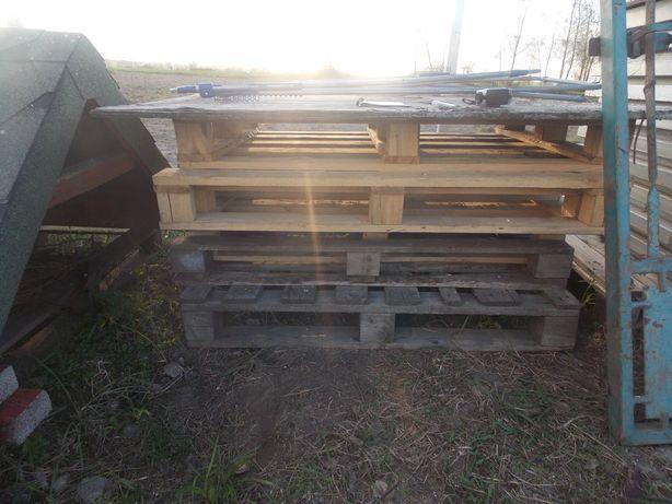 Sprzedam palety drewniane
