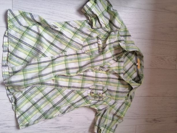 Ubrania ciążowe koszula swetr