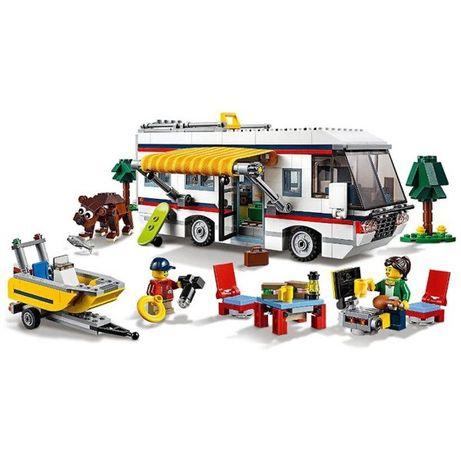 Lego creator 31052 camper wyjazd na wakacje