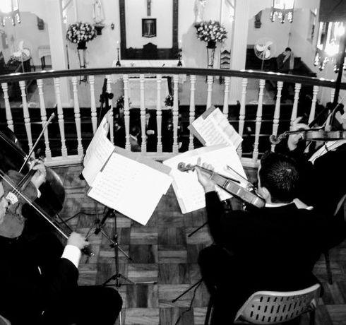 Música para casamentos e eventos