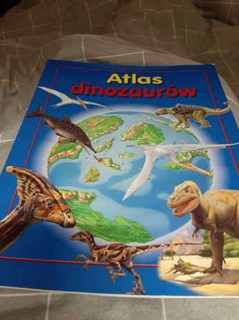 Atlas dinozaurów , Książka, dinozaury