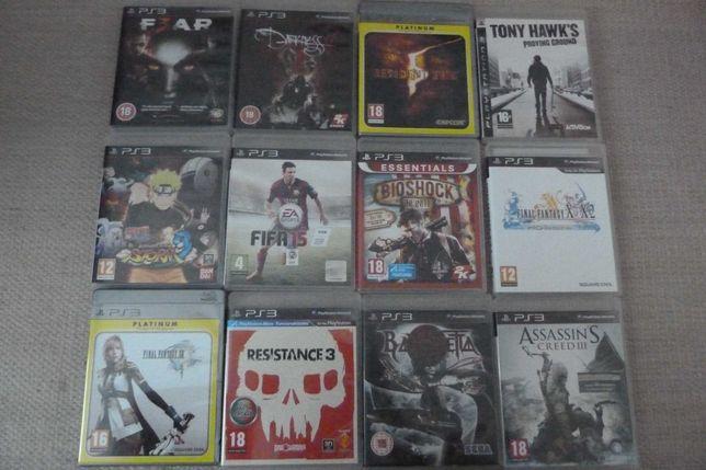 Jogos Playstation 3 PS3  (Vários)