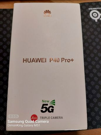 Смартфон Huawei P40 PRO+