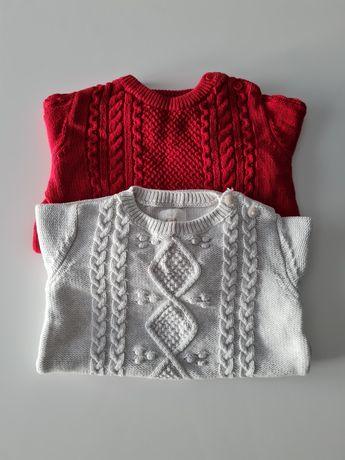 Sweterki rozmiar 80 C&A