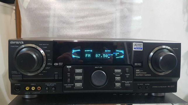 Amplificador Aiwa AV -D77