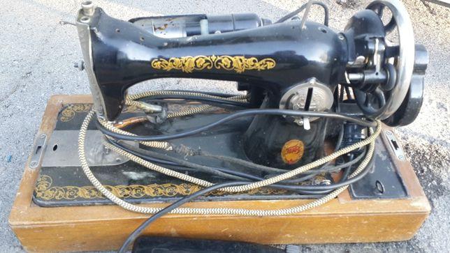 Машинка швейная ручная с элекроприводом