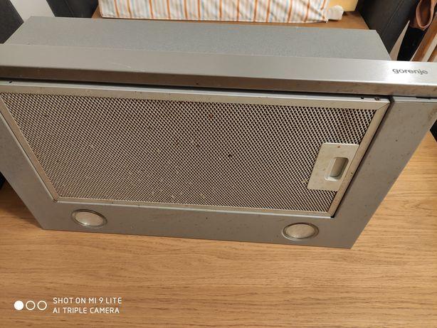Okap podszawkowy 50cm firmy Gorenje.