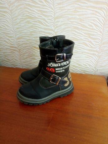 ботинки зима р.24