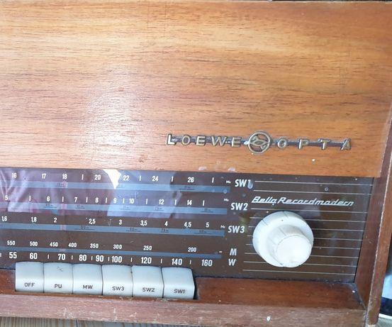 Rádio Vintage - Opta