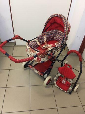 Wózek duży dla lalki