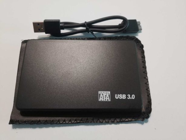 """Dysk przenośny USB 3.0 Hitachi Z5K500 500GB 2,5"""" HTS545050A7E680"""
