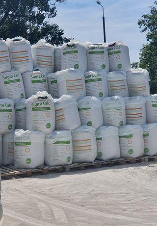 Wapno granulowane kredowe magnezowe nawozowe weglanowe nawoz we