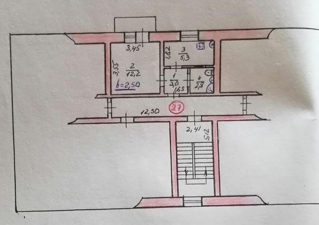 Продається 1к квартира, м. Старий Самбір, вул. Степана Бандери