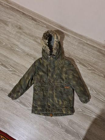 Куртка зимова хлопчик зима 3-4роки 98 104