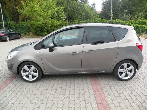 Opel Meriva B 1,7 101 km Automat