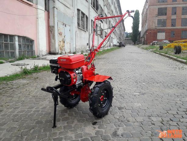 """Мотоблок бензиновый Forte 1050G 7 л.с., фреза 105 см., колеса 10"""""""