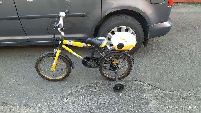 "Велосипед Liqui Moly 16"""
