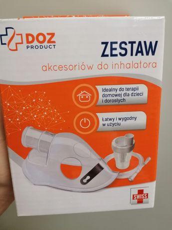 Zestaw akcesorii do inhalatora