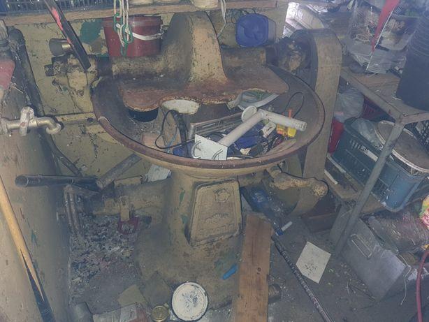 Maszyna masarska kuter zabytek