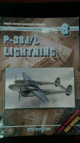 P-38J/L Lightning aj press nr 8