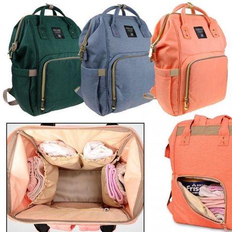 Сумка-рюкзак для мам Baby Bag 5505