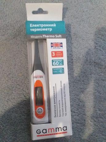 Градусник термометр электронный