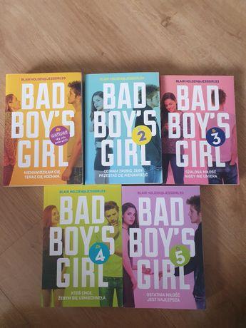 Seria Bad boy's girl Blair Holden